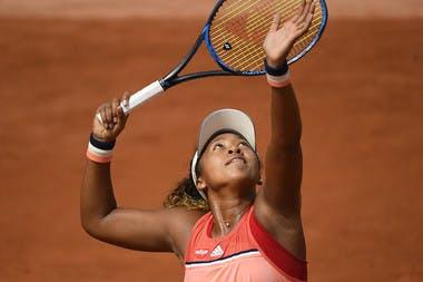 Naomi Osaka Roland-Garros