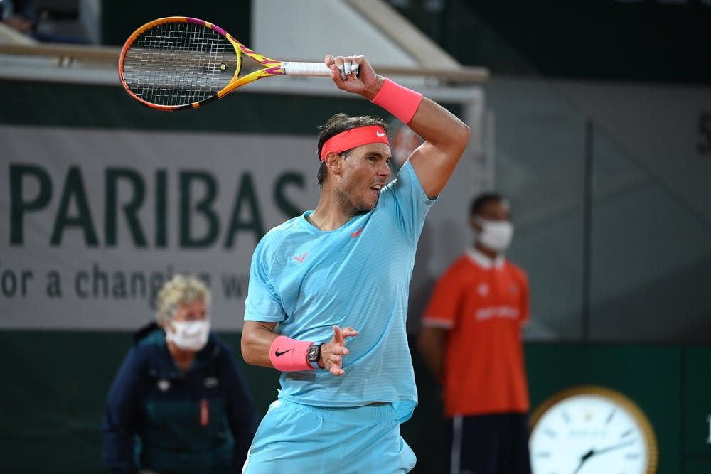 Efficient Rafa Storms Into Second Week Roland Garros The 2020 Roland Garros Tournament Official Site