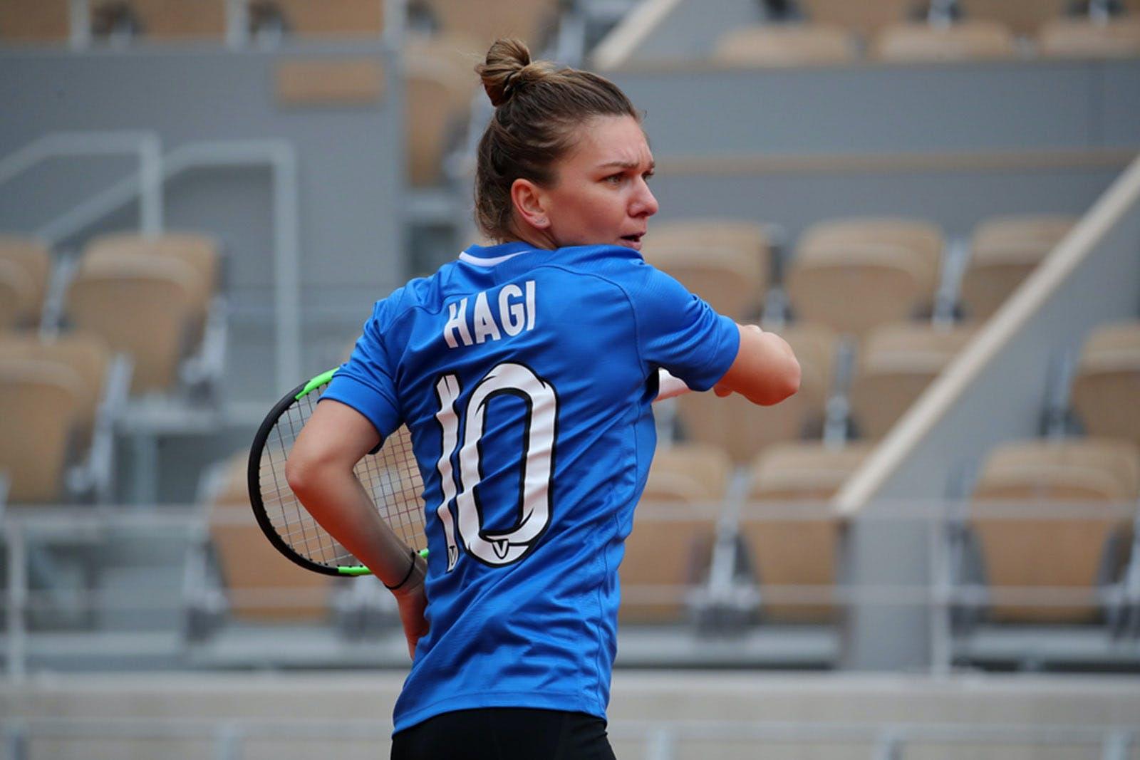Simona Halep Roland Garros 2019