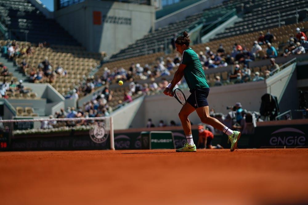 Pierre Hugues Herbert Roland Garros 2021