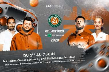 Roland-Garros eSeries by BNP Paribas 2020