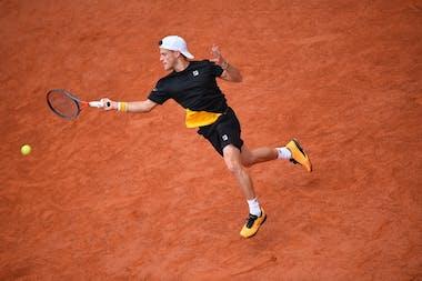 Diego Schwartzman, Roland Garros 2020, semi-finals