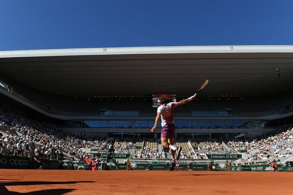 Novak Djokovic, Roland-Garros 2021, Simple Messieurs, Finale.