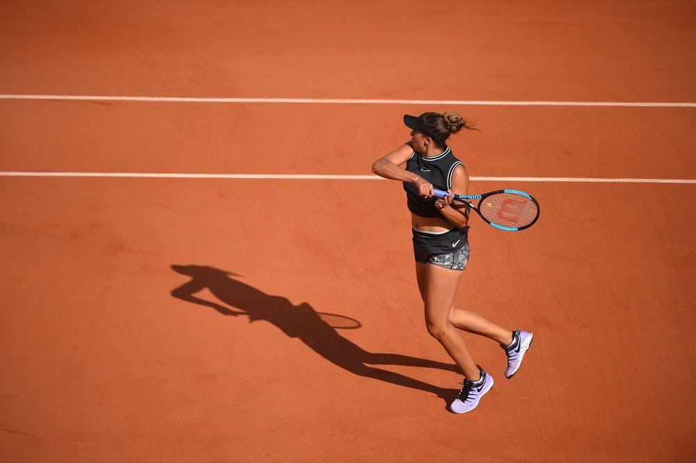 Madison Keys Roland Garros 2019 first round