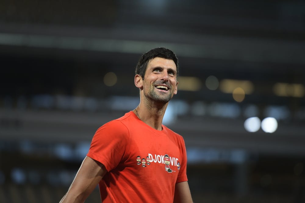 Novak Djokovic, Roland-Garros 2020
