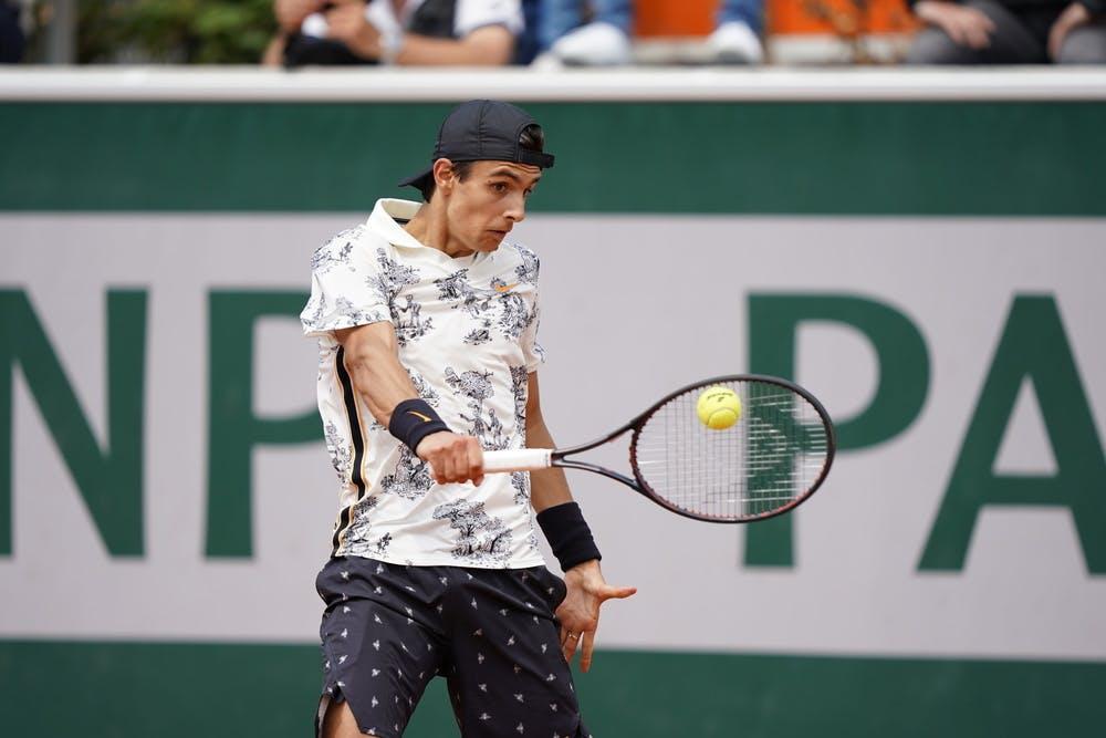 Lorenzo Musetti, Roland-Garros 2019
