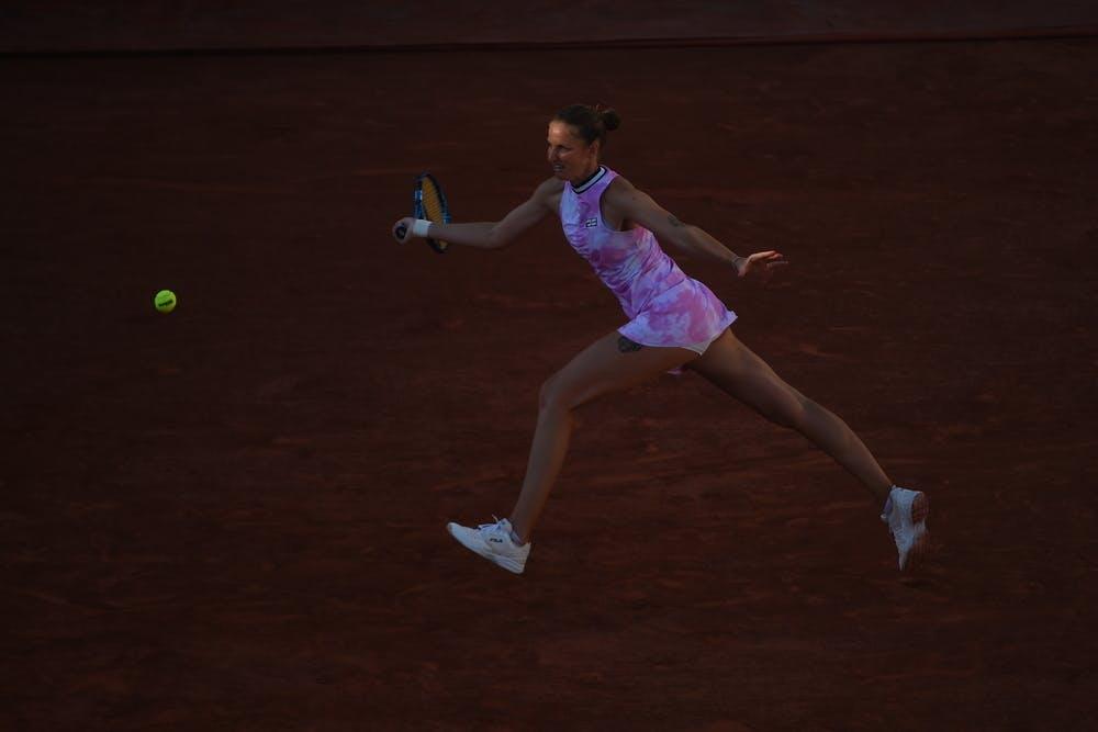 Karolina Pliskova, Roland-Garros 2021