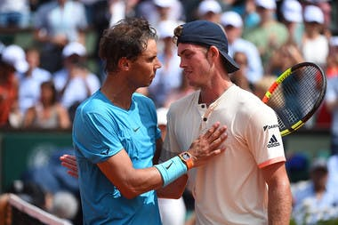 Rafael Nadal, Roland-Garros, 8è de finale