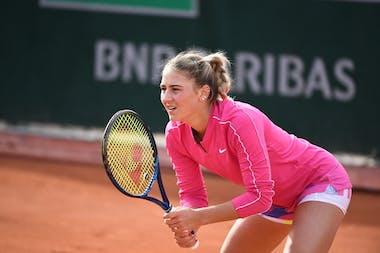 Marta Kostyuk, Roland Garros 2020, qualifications