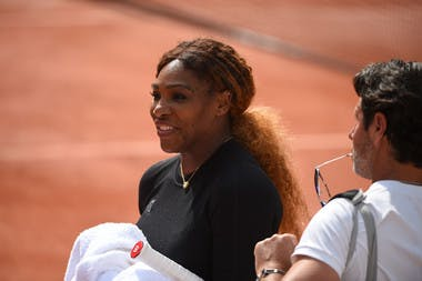 Serena Williams Roland Garros 2019