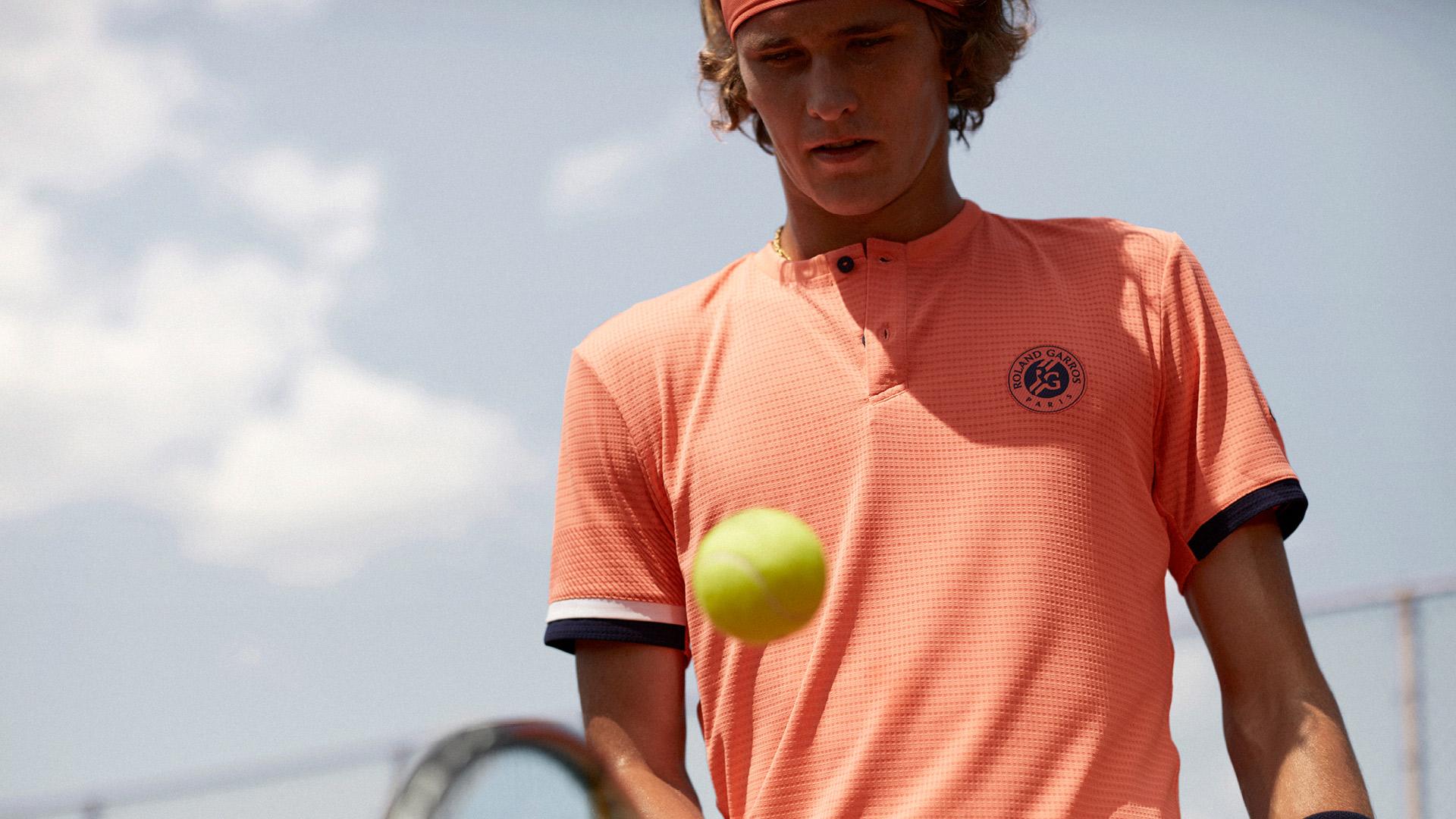 adidas x Roland-Garros: pressing rewind