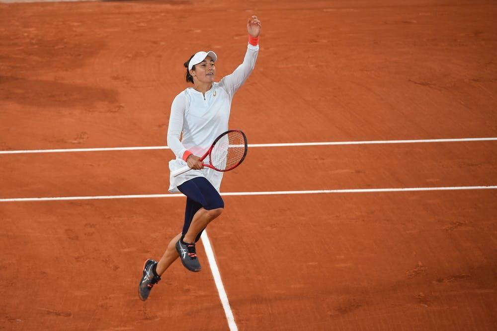 Caroline Garcia, Roland Garros 2020, first round
