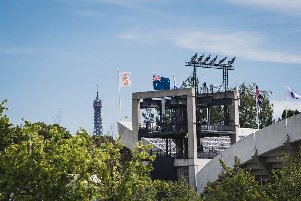 Roland-Garros Tour Eiffel Paris