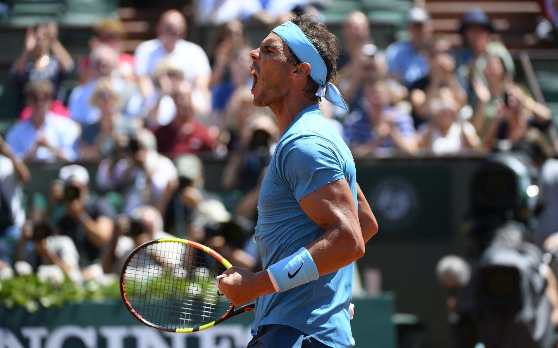 Roland-Garros 2018, 1/4 de finale, Rafael Nadal