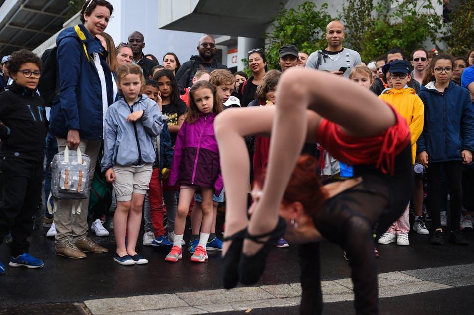 Roand-Garros 2019 - Les Enfants de Roland-Garros - Acrobate