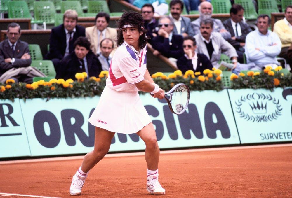 Arantxa Sanchez Vicario, Roland Garros 1989
