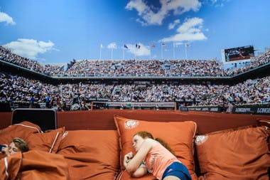 Roland-Garros 2018, ramasseurs, ball boys