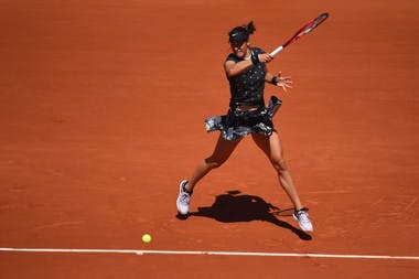 Caroline Garcia - Roland-Garros 2019 - 1er tour