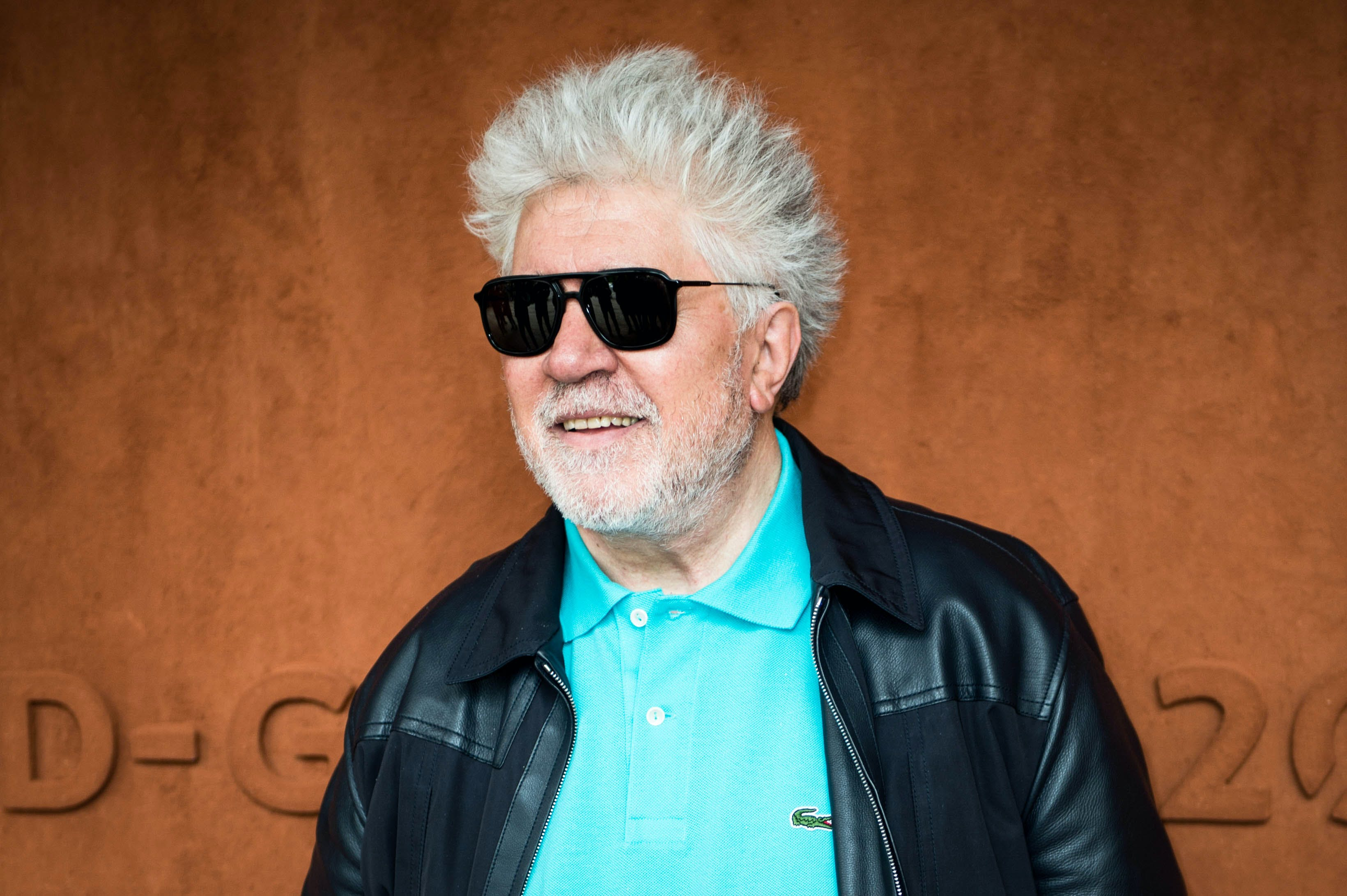 Spanish Film Director Pedro Almodovar