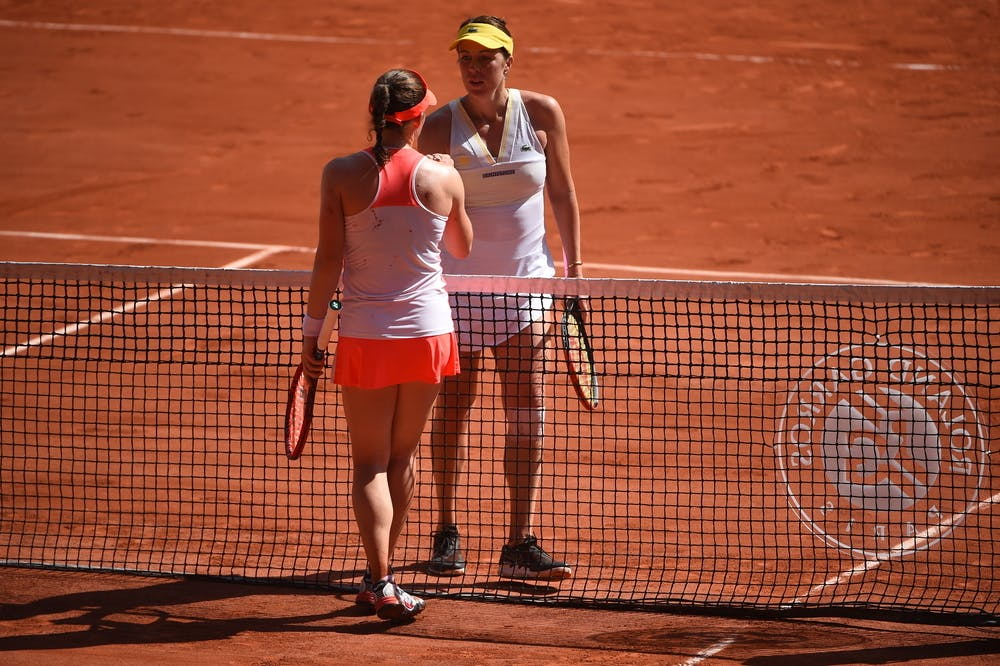 Tamara Zidansek, Anastasia Pavlyuchenkova, Roland-Garros 2021, semi-final