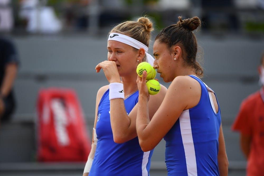 Bouzkova, Sorribes Tormo, Roland-Garros 2021 first round