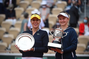Krejcikova - Pavlyuchenkova / Finale Roland-Garros 2021