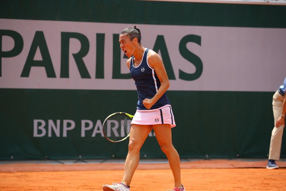 Roland-Garros 2018, Francesca Schiavone, qualifications