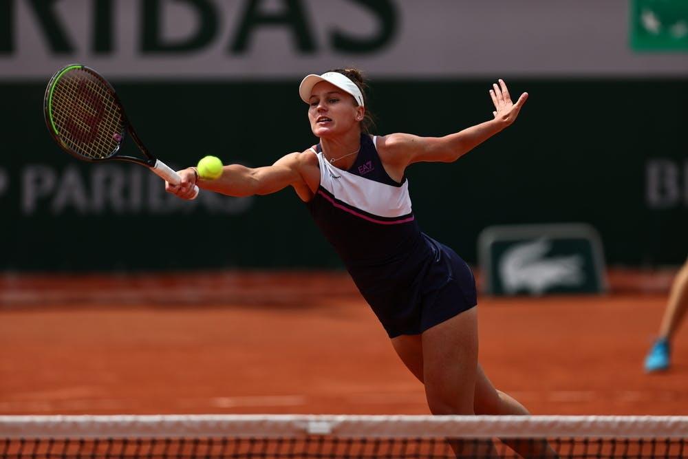 Veronika Kudermetova, Roland-Garros 2021, women's doubles first round