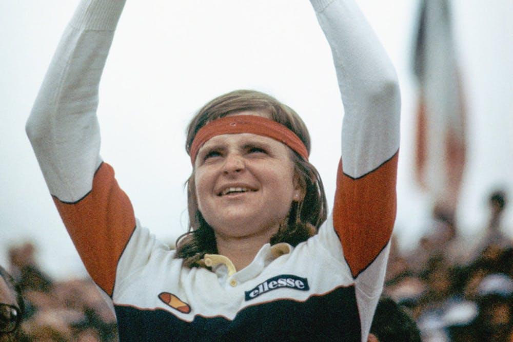 Hana Mandlikova, Roland Garros 2020