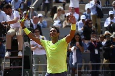 Rafael Nadal Roland-Garros 2019 - first round