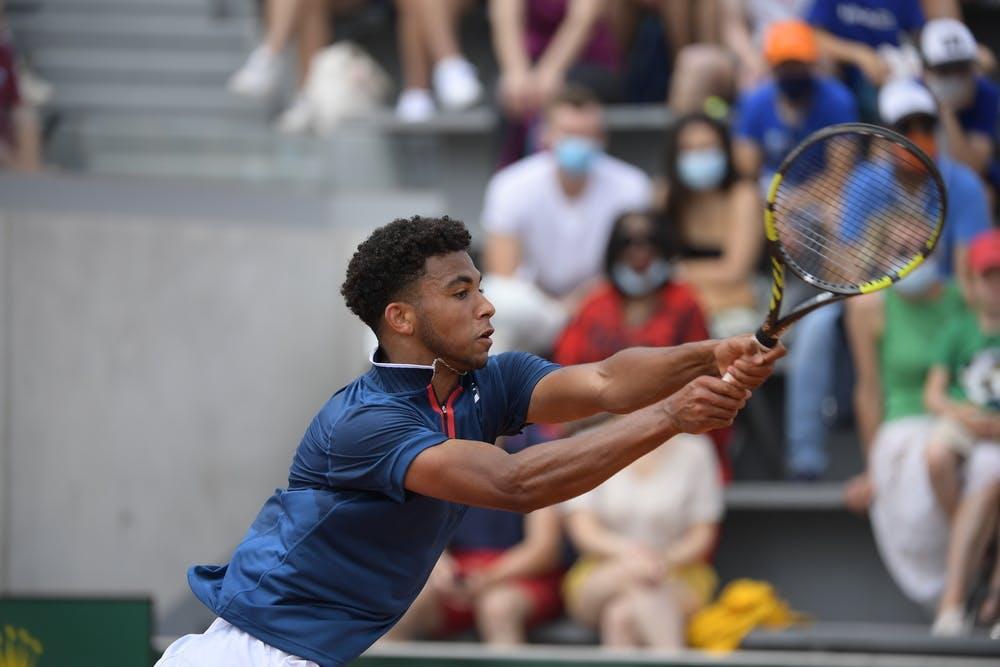 Arthur Fils, Roland-Garros 2021, Simple Garcons finale