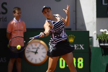 Ashleigh Barty quarter-finals Roland Garros 2019