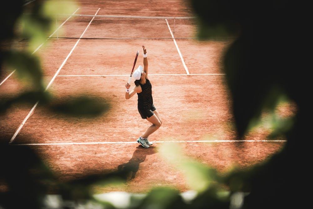Végétation Roland-Garros