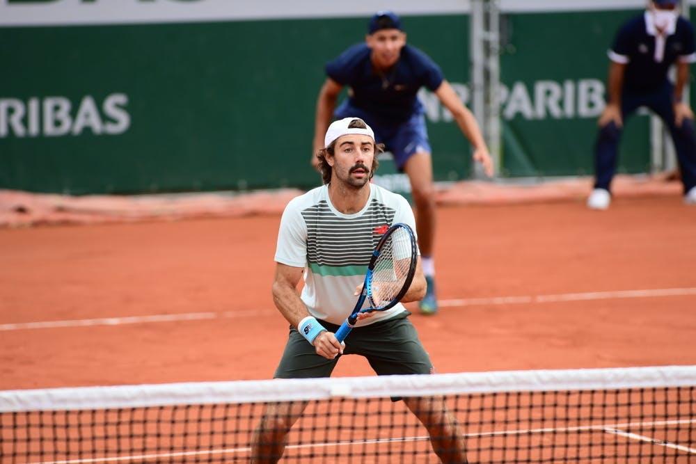 Jordan Thompson, Alexei Popyrin, Roland-Garros 2021 first round