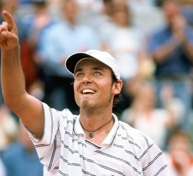 Filip Dewulf Roland-Garros 1997