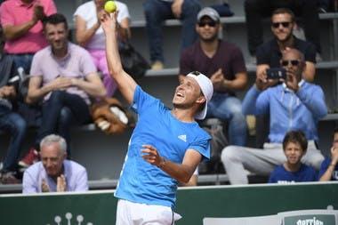 Alexandre Muller - Roland-Garros 2018 - qualifié