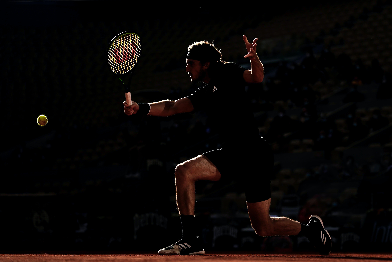 Stefanos Tsitsipas Roland-Garros 2020