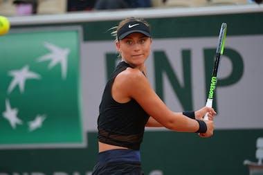 Paula Badosa, Roland Garros 2021, fourth round