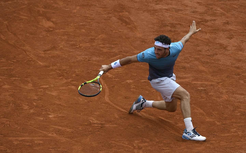 Roland-Garros 2018, demi-finale, semi-final, Marco Cecchinato