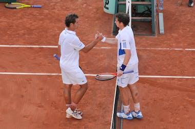 Murray against Gasquet, Roland-Garros 1st round 2010