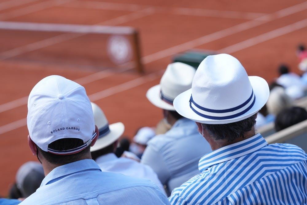 Spectators, Roland Garros 2021, day 11