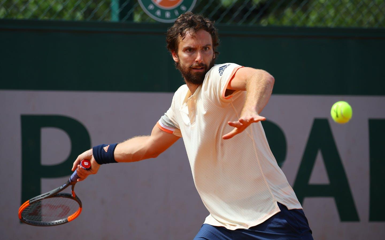 Ernests Gulbis Roland-Garros