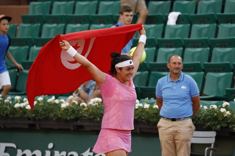 Ons Jabeur, Roland Garros 2017, second round