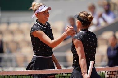 Anisimova Halep Roland Garros 2019