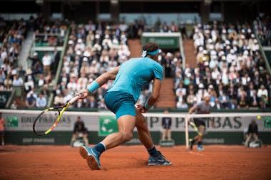 Nadal Bolelli Roland-Garros 2018 premier tour first round