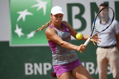 Roland-Garros 2018, 8e de finale, Yulia Putintseva