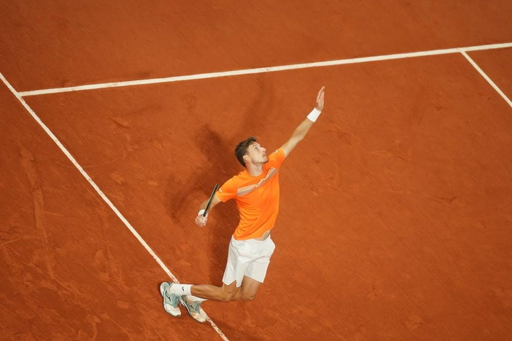 Pablo Carreno Busta, Roland Garros 2020, quarter-finals