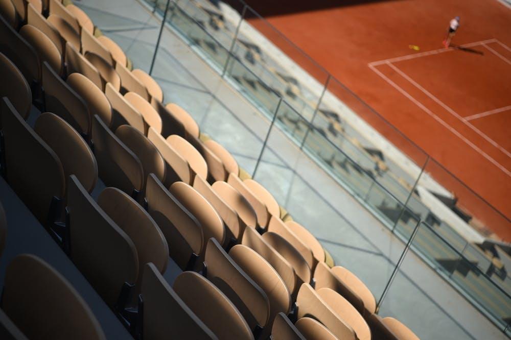 Roland-Garros 2020 - ambiance