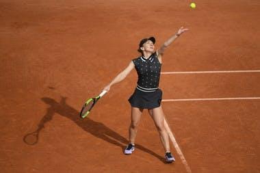 Simona Halep - Roland-Garros 2019 - 1er tour