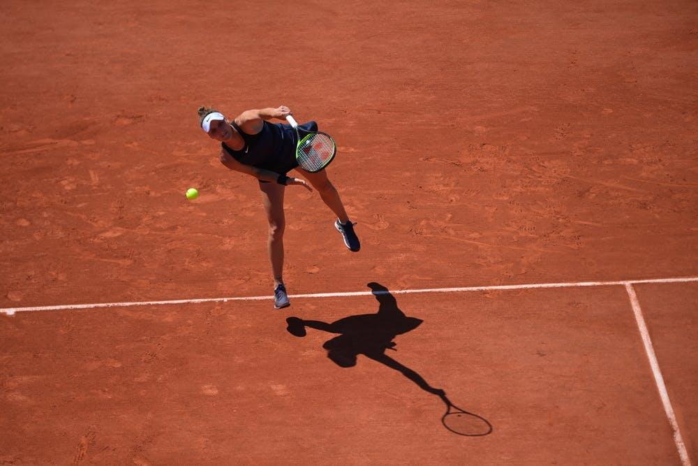 Marketa Vondrousova, Roland-Garros 2021 first round